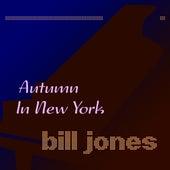 Autumn in New York de Bill Jones