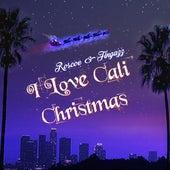 I Love Cali Christmas by Roscoe