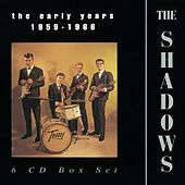 The Early Years 1959-1966 de The Shadows
