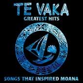 Te Vaka's Great Hits - Songs That Inspired Moana van Te Vaka