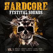 Hardcore Festival Sounds, Vol. 1 de Various Artists