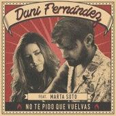 No te pido que vuelvas (feat. Marta Soto) (Acústica) de Dani Fernández