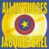 All My succès by Jacques Brel