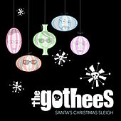 Santa's Christmas Sleigh by The Gothees