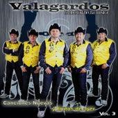 Canciones Nuevas y Exitos de Ayer, Vol. 3 de Valagardos