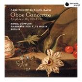 C.P.E. Bach: Oboe Concertos by Akademie für Alte Musik Berlin