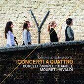 Concerti a quattro de Ensemble Bradamante