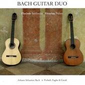 Bach Guitar Duo de Vittorino Nalato Florindo Baldissera