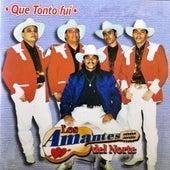 Que Tonto Fui by Los Amantes Del Norte