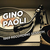 1969 Recording Session by Gino Paoli