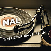 1969 Recording Session by Mal