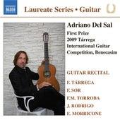 Guitar Recital: Adriano Del Sal by Adriano Del Sal