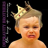 The King of America EP by Depravity Brothers