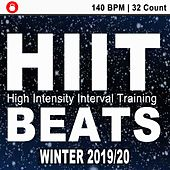 Hitt Beats Winter 2019-2020 (140 Bpm - 32 Count Unmixed High Intensity Interval Training Workout Music Ideal for Gym, Jogging, Running, Cycling, Cardio and Fitness) de HIIT Beats