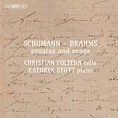 R. Schumann, C. Schumann & Brahms: Sonatas & Songs von Christian Poltéra