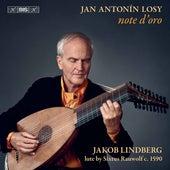 Note d'oro de Jakob Lindberg