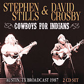 Cowboys For Indians by Stephen Stills