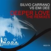 Deeper Love (The Remixes) de Silvio Carrano