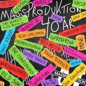 Massproduktion 40 År by Various Artists