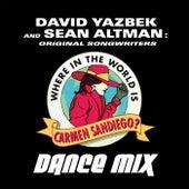 Where in the World Is Carmen Sandiego? (Dance Mix) de David Yazbek