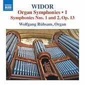 Widor: Organ Symphonies, Vol. 1 de Wolfgang Rübsam
