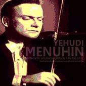Beethoven: Violin Concerto in D Major, Op. 61 by Yehudi Menuhin