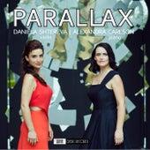 Parallax by Daniela Shtereva