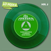 Lo Mejor De Jalisco Recordings, Vol. 2 - Puras Rancheras y Corridos Desde Mexico by Various Artists