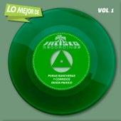 Lo Mejor De Jalisco Recordings, Vol. 1 - Puras Rancheras y Corridos Desde Mexico by Various Artists