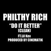 Do It Better - Single von Philthy Rich