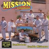Carnaval De Amor de La Mission Colombiana