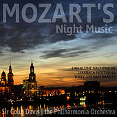 Mozart: Night Music by Philharmonic Orchestra
