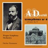 Dvorak Symphony No 4 by Prague Symphony Orchestra