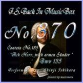 J.S.Bach:Ach Herr, mich armen Sunder, BWV 135 (Musical Box) de Shinji Ishihara