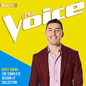 The Season 17 Collection (The Voice Performance) by Ricky Duran