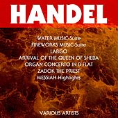 Handel Favourites de Various Artists