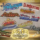 24 Kilates de Oro Vol, 2 by Various Artists
