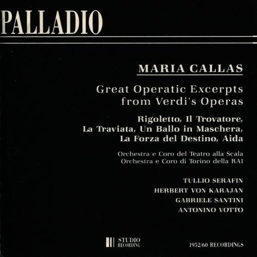 Maria Callas - Great Operatic Excerpts from Verdi's Operas by Maria Callas