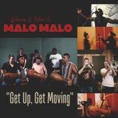 Get Up, Get Moving de Danny G Felix