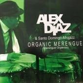 Organic Merengue de Alex Diaz and Santo Domingo Afro Jazz