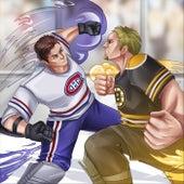 Montreal vs Boston von Ryan Stotland
