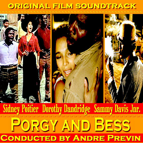 Porgy and Bess Film Soundtrack by Various Artists