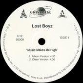 Music Makes Me High by Lost Boyz