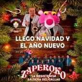 Llego Navidad y el Año Nuevo de ZAPEROKO La Resistencia Salsera del Callao
