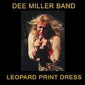 Leopard Print Dress de Dee Miller Band