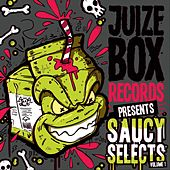 Saucy Selects, Vol. 1 by Various Artists