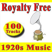 Royalty Free 1920s Music, Vol. 1 Special Edition  (100 Tracks) by 1920s Music Firm