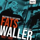 Milestones of a Jazz Legend - Fats Waller, Vol. 1 by Fats Waller