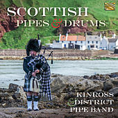 Scottish Pipes & Drums di Kinross & District Pipe Band