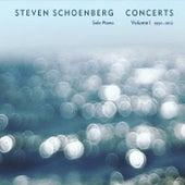 Concerts, Vol. 1: 1990-2012 by Steven Schoenberg